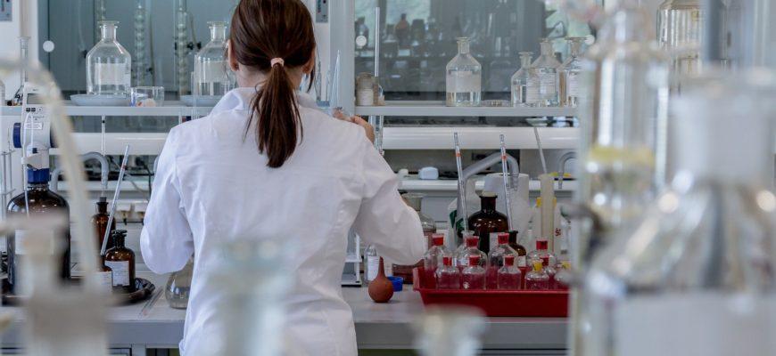 Лаборатория, исследования