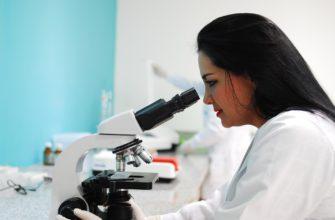 Лаборатория исследования коронавирус
